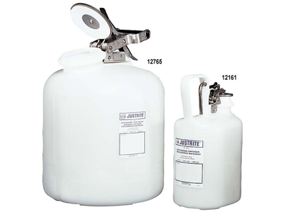 Safety Cans – Poly for Corrosives