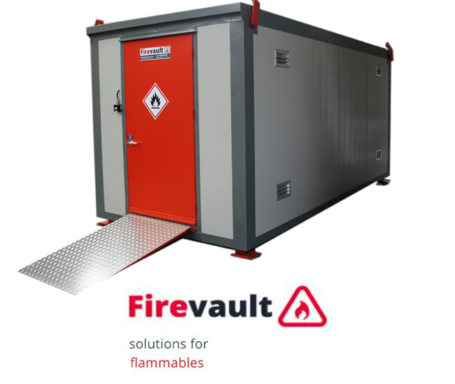 Firevault – Walk In Fire Rated Store