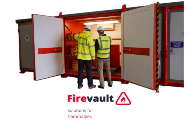 Firevault – Solutions for Flammables