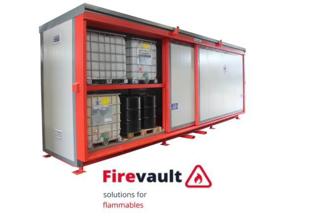 Firevault – Fire Rated Stores – Large