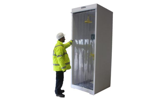 Safety Shower & Enclosure