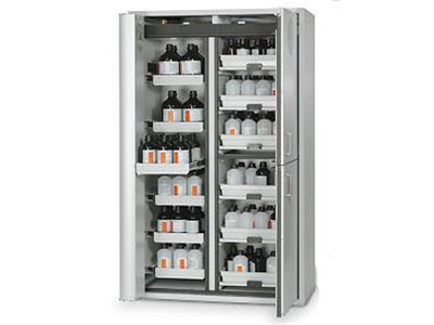 Combination Cabinet for Flammable Liquids, Acids and Alkalis