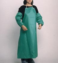 Chemical Protective Apron & Sleeves