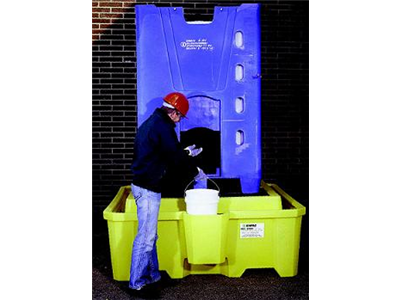 IBC Spill Pallets for corrosives