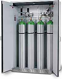 TRG.205.140   Gas Cylinder Cabinets