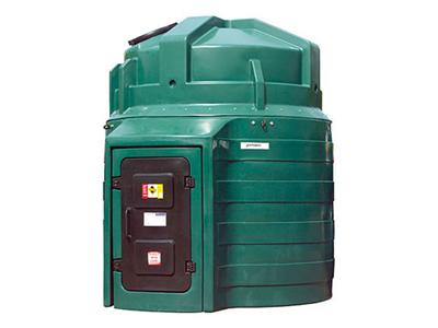 Bunded Storage Tanks