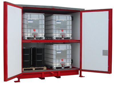 Illustrating our range of Fire Rated Stores