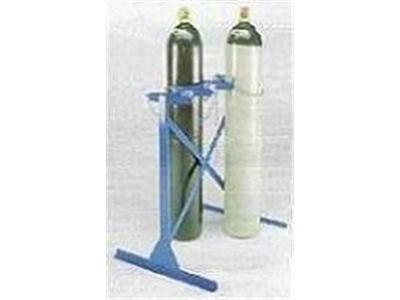 Cylinder Holders | free standing cylinder racks