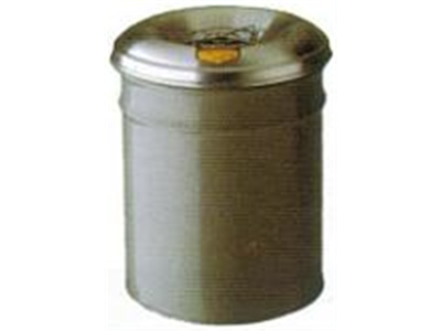 Self-Extinguising Refuse Bins-26604
