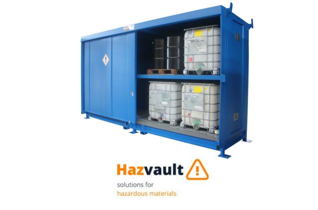 Hazvault Chemical Stores – Large – DSD Range