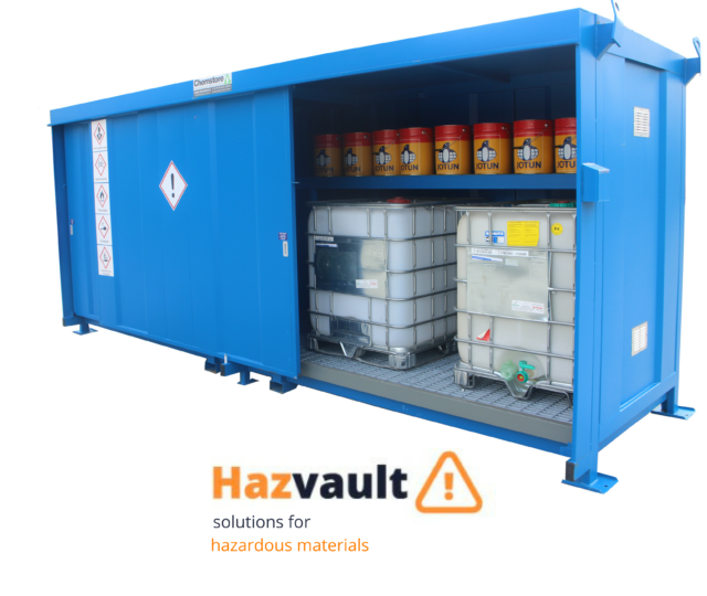 Hazvault – solutions for hazardous materials