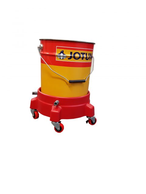 bucket dolly